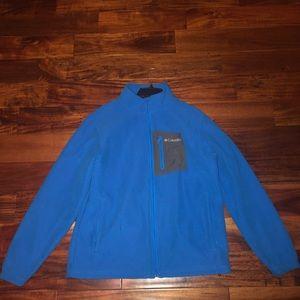 Blue Columbia Jacket